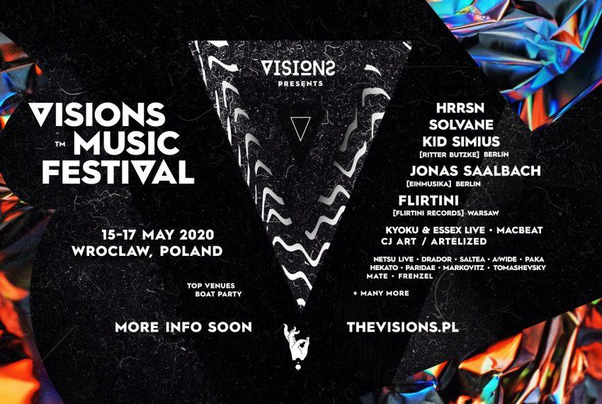 Visions Music Festival 2020 [zmiana daty]
