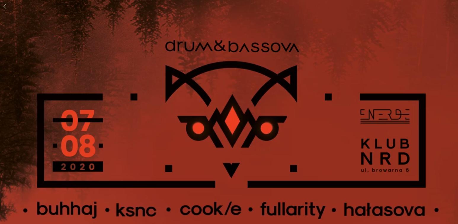 tarcza drum&bass drum'n'bass liquid deep roller
