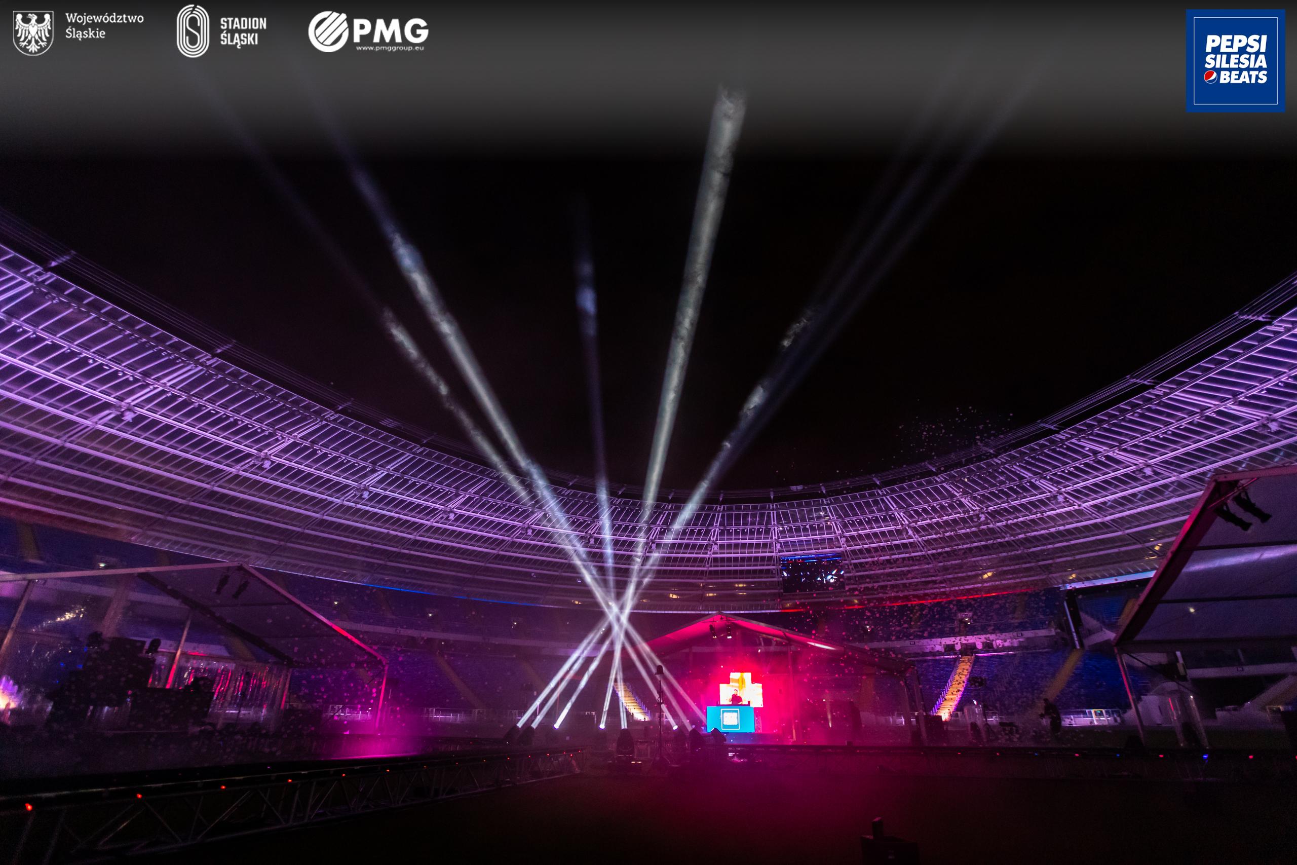 Pepsi Silesia Beats na Stadionie Śląskim