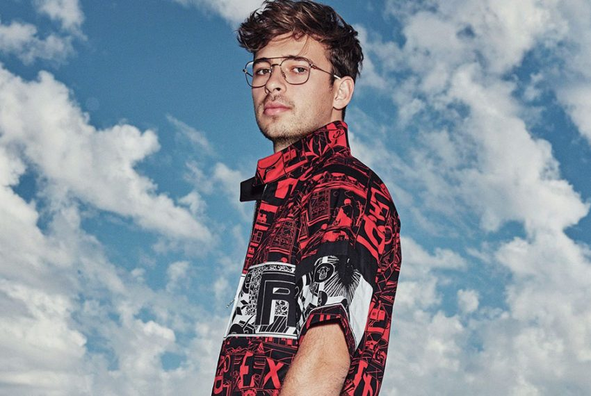 Flume zaprasza na livestream z Red Rocks