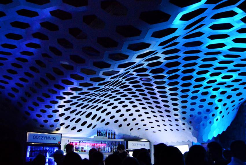 Projekt LAB otwiera się w formie baru i ogródkowej przestrzeni koncertowej