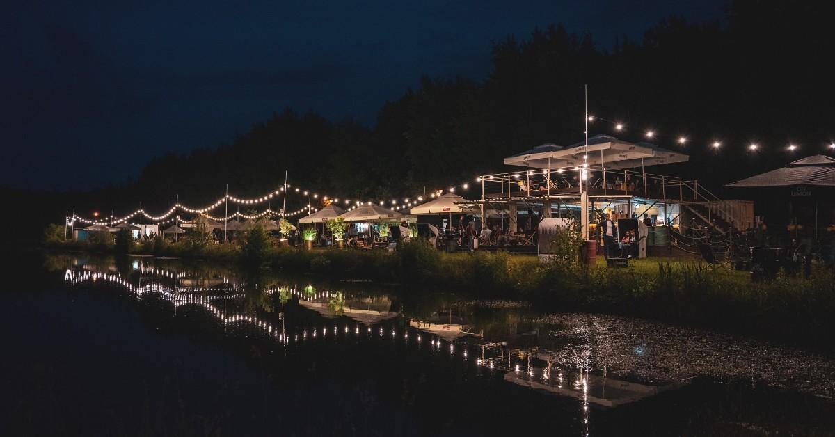 Woda Beach Bar – letnia miejscówka w Katowicach