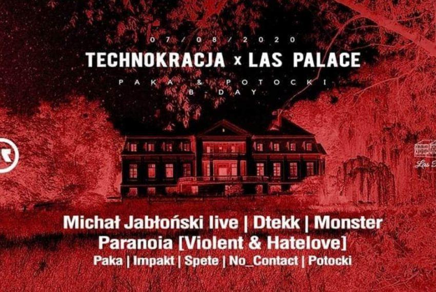 Technokracja przejmuje Las Palace