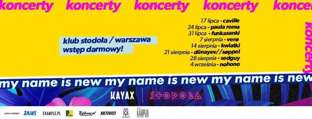 Festiwal My Name Is New