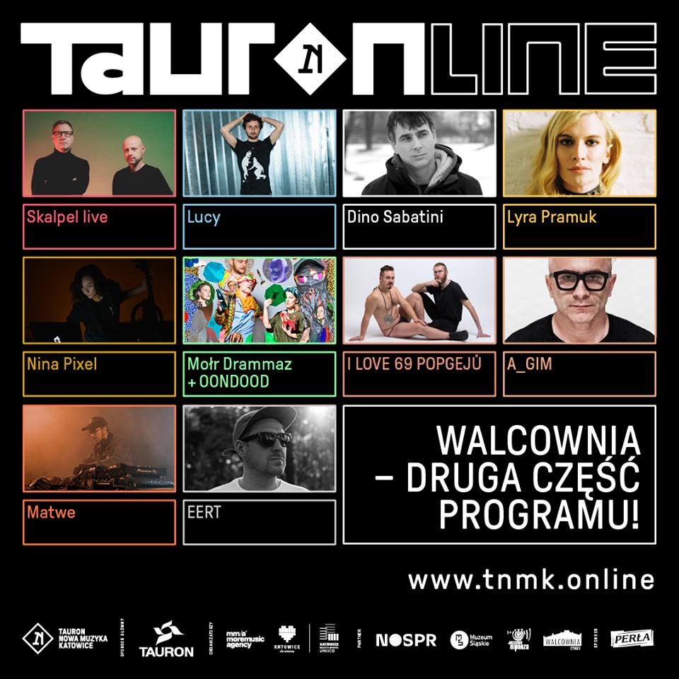 Tauron, Nowa Muzyka, festiwal