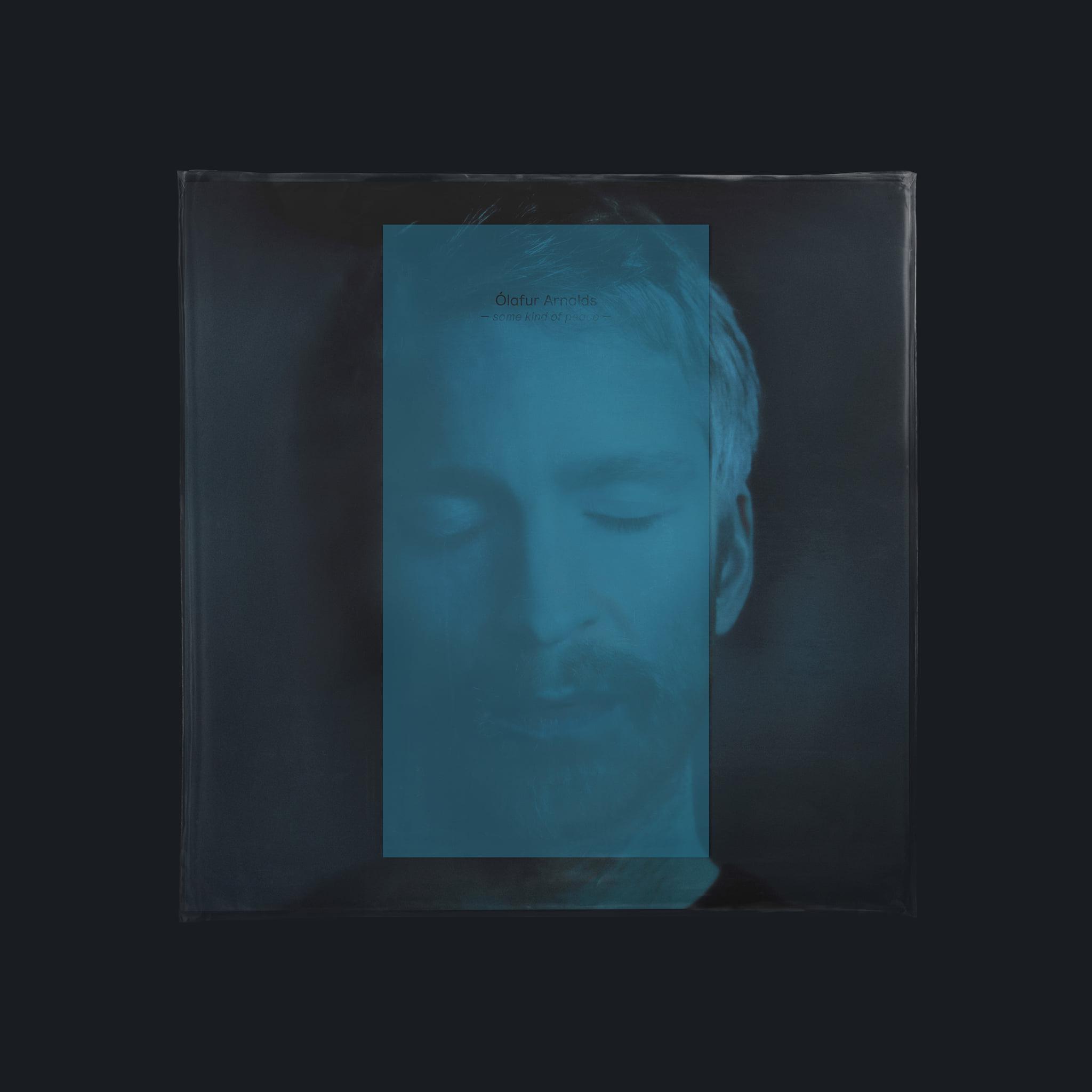 Ólafur Arnalds - Some Kind Of Peace - okładka albumu