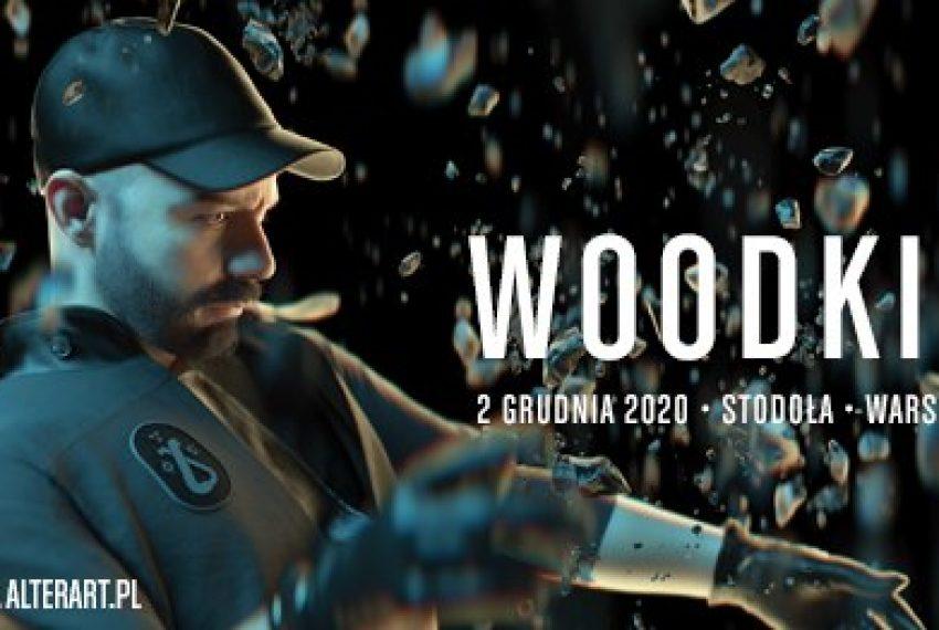 Woodkid | Stodoła, Warszawa, 02.12.2020