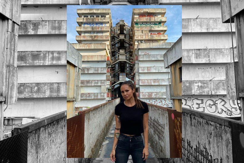 Deborah De Luca: bezsenność utrwalona na płycie