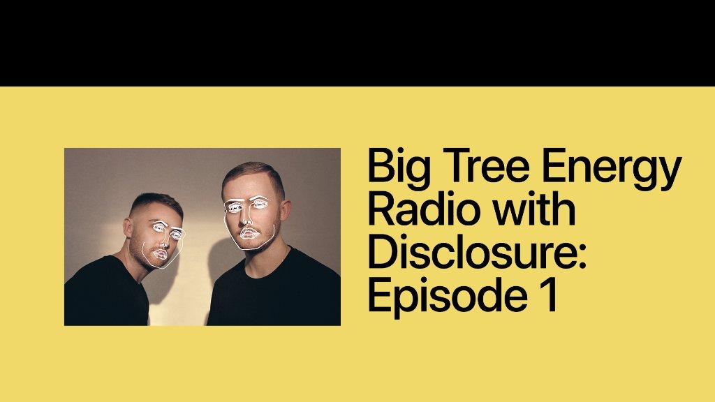 Disclosure, Apple Music