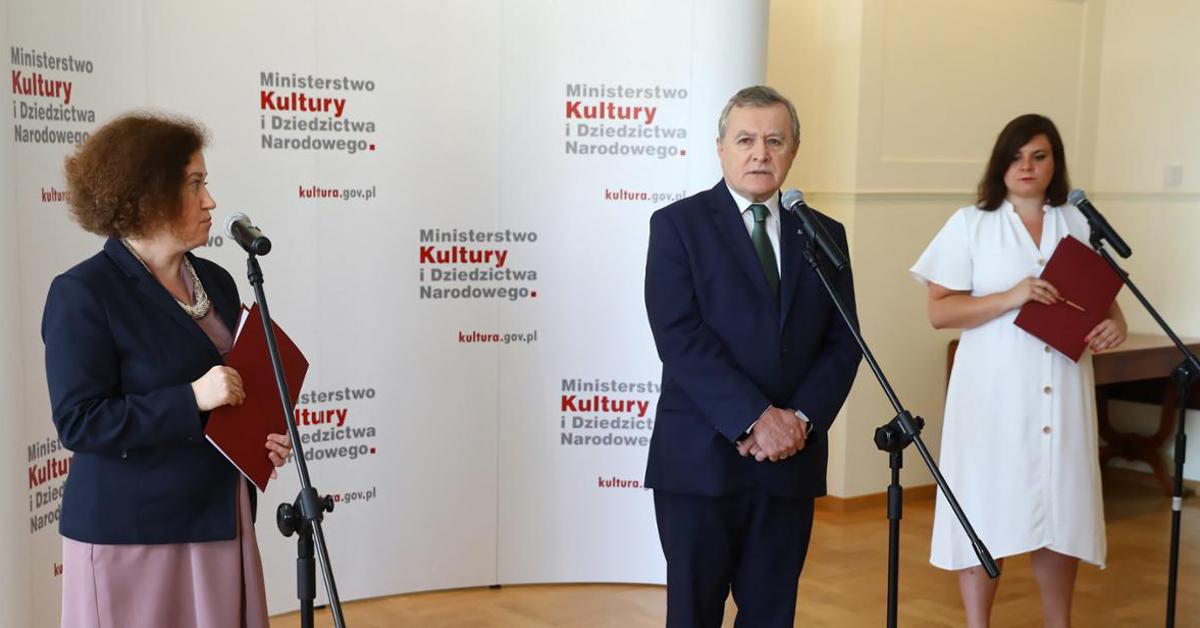 W końcu! Jest wsparcie dla kultury – MKiDN przekaże 400 milionów złotych