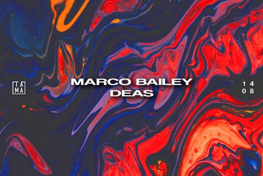 Marco Bailey / Deas | Tama Bar x Plug.in