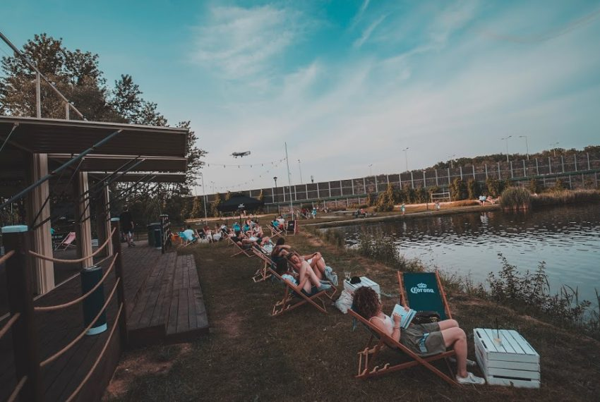 Woda Beach Bar w Katowicach zaprasza na weekend
