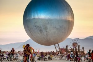 <span>Raidho</span> - The Dune At Playground - Burning Man 2019