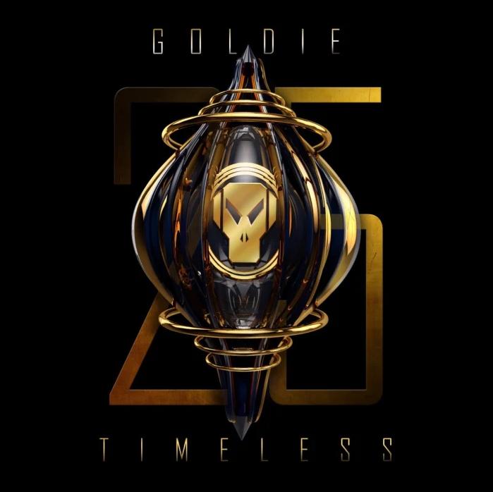 goldie album metalheadz 25 timeless