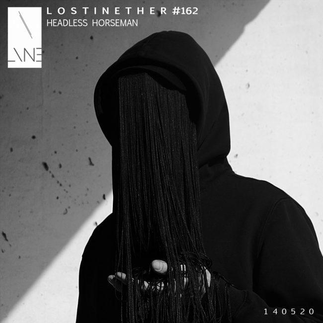 Lost In Ether - okładka