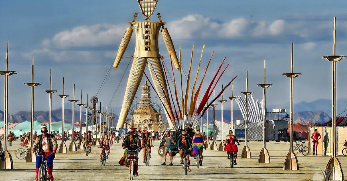 Burning Man wyjawia temat przewodni edycji 2021