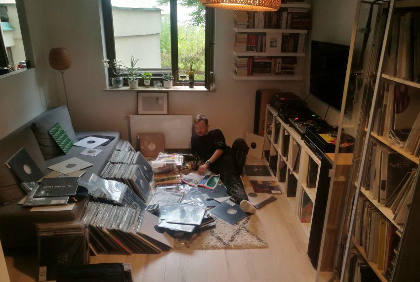Selekcja: Rafique dla Muno.pl. Winylowy maestro z Trójmiasta i jego techno chłosta