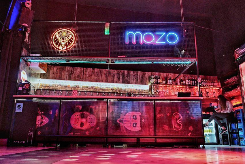 Underground by Mazo, czyli techno na Mazowieckiej