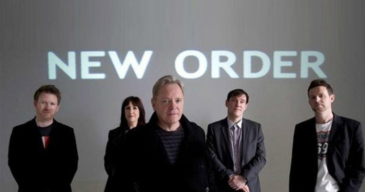 New Order zapowiadają nowy album live