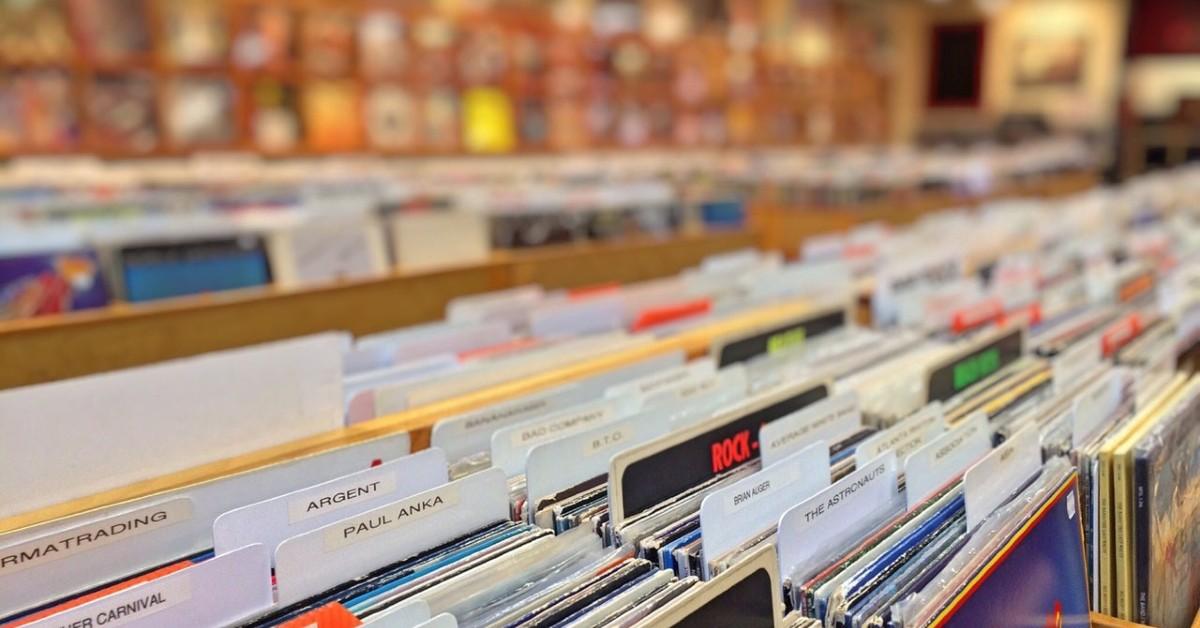 """Raport Discogs: """"Sprzedaż fizycznych nośników muzyki wzrosła"""""""