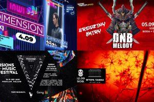 Kalendarz imprez drum'n'bass na wrzesień 2020
