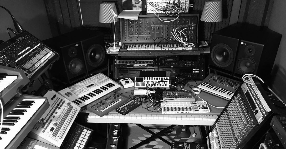 Echoplex Techno Masterclass – naucz się techno!