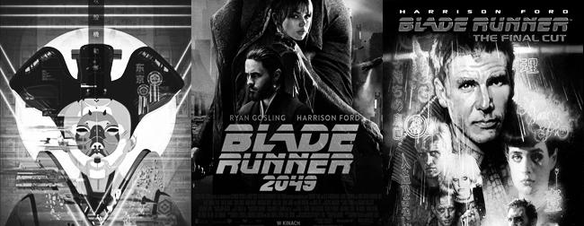 Blade Runner & Ghost