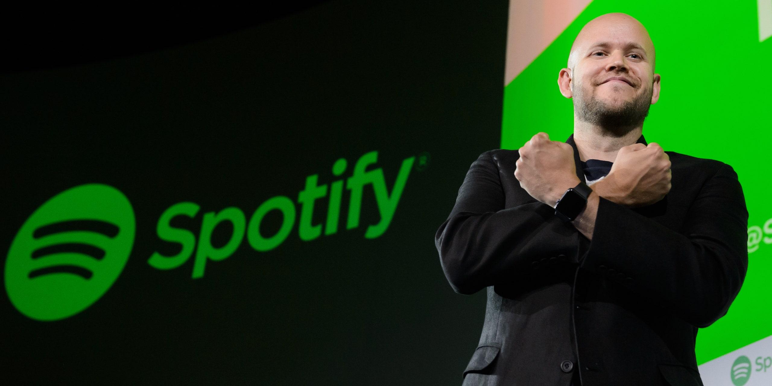 Spotify nawoływane do wprowadzenia zmian