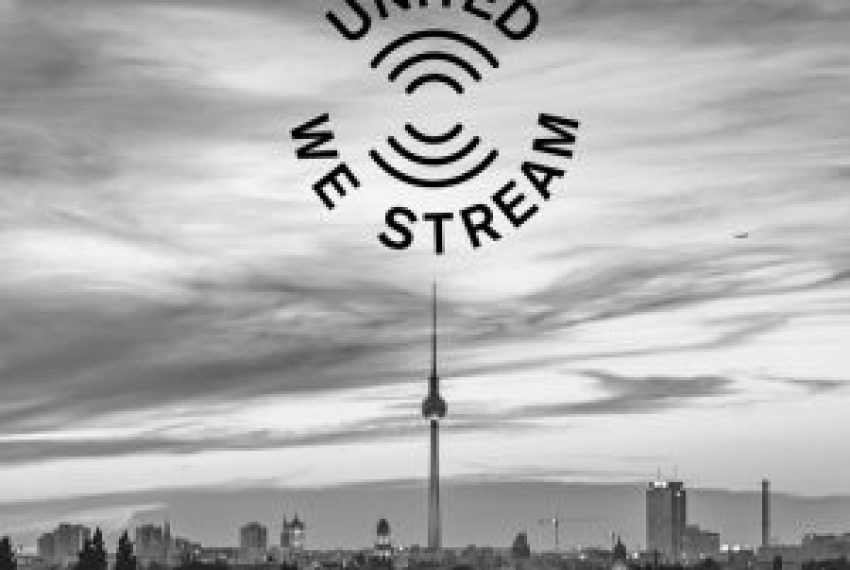 United We Stream / LIVE FROM AUFBAU HAUS