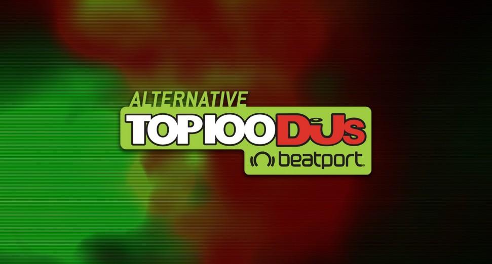 Alternative Top 100 DJs 2020