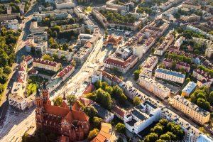 Sukces Up To Date Festival. W Białymstoku powstanie Aleja Ambientu