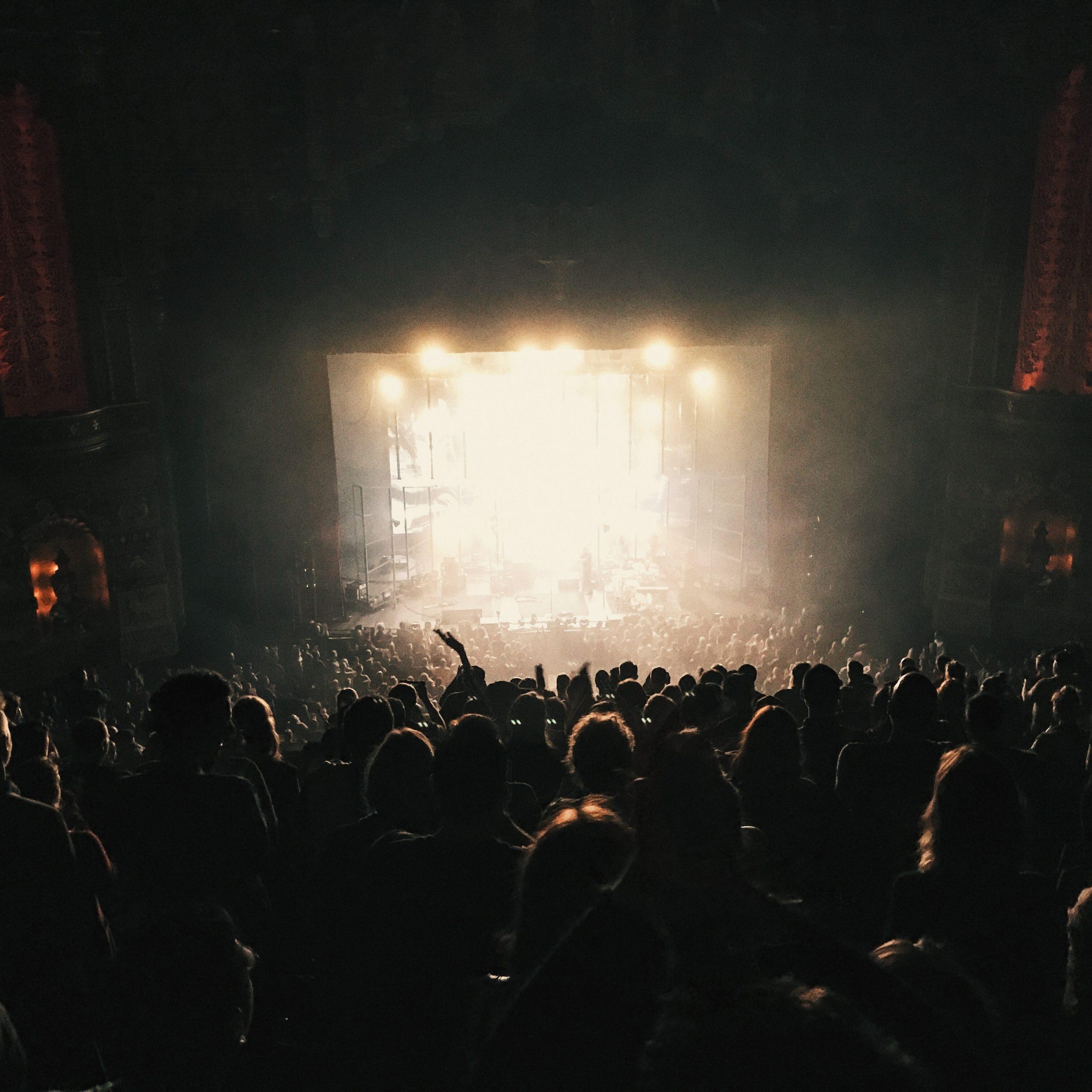 Kultura - koncert - Fot. Caleb George