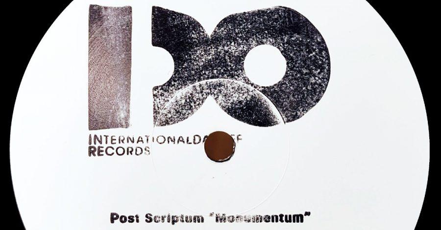 Post Scriptum Monumentum