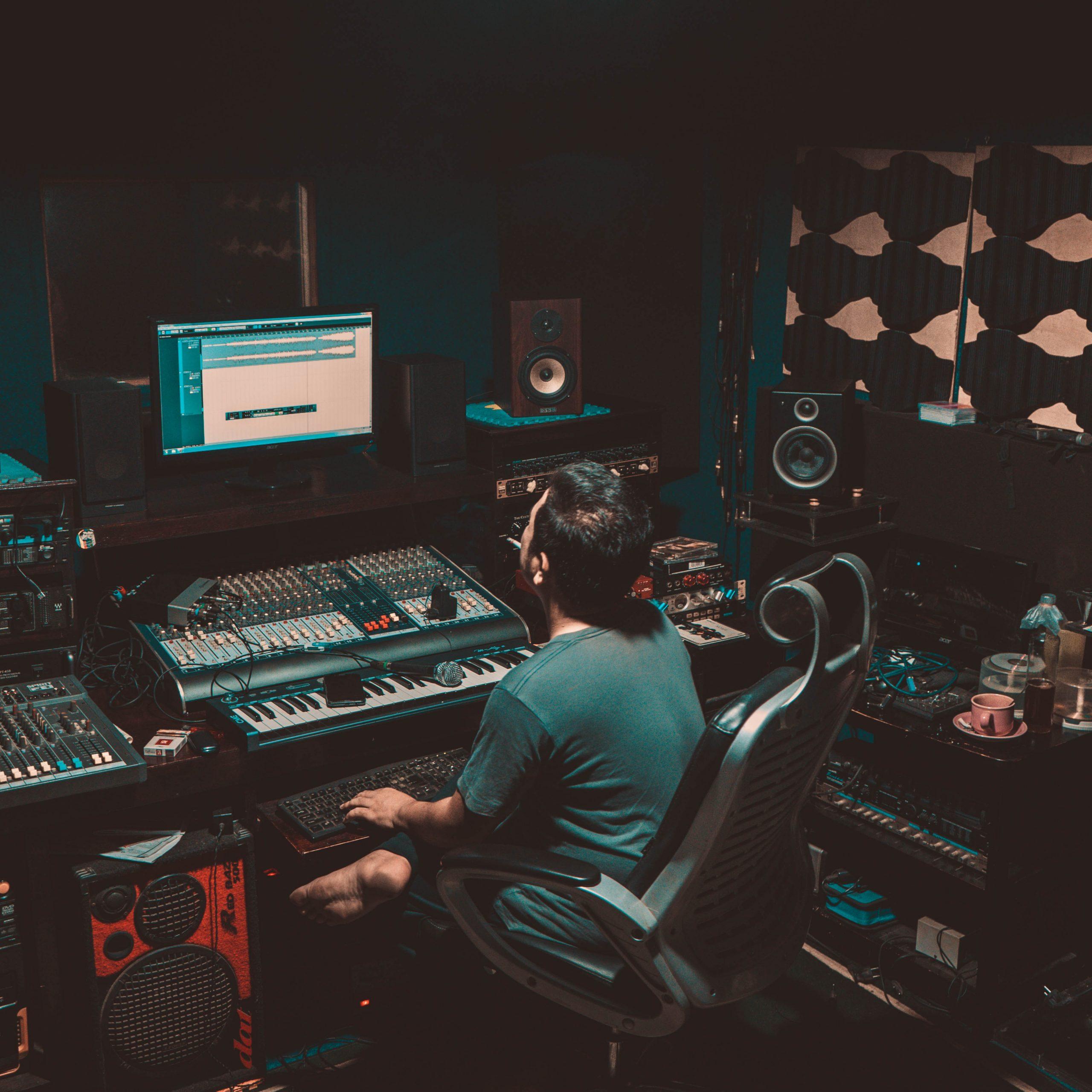 Studio - Fot. Jesman Fabio
