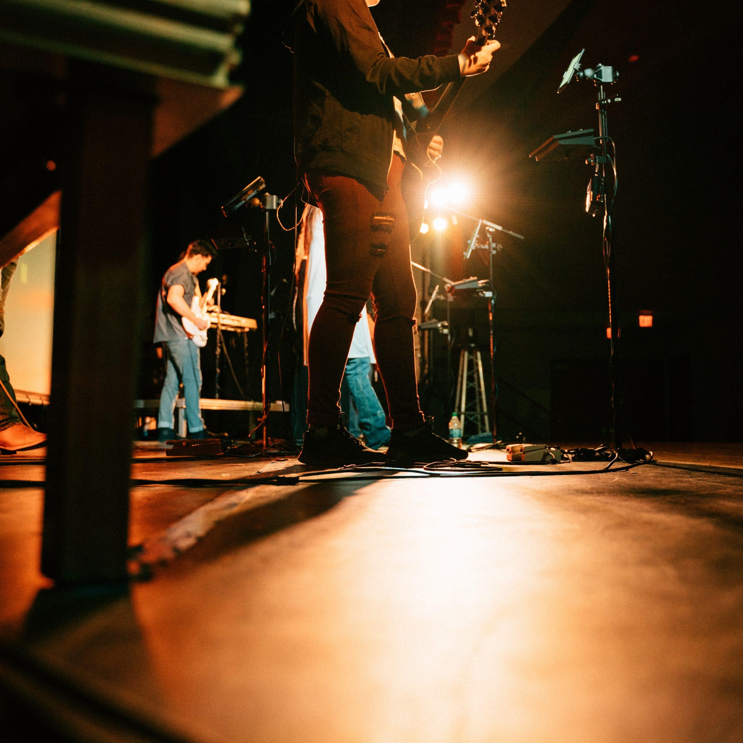 Kultura - koncert - Fot. Keagan Henman