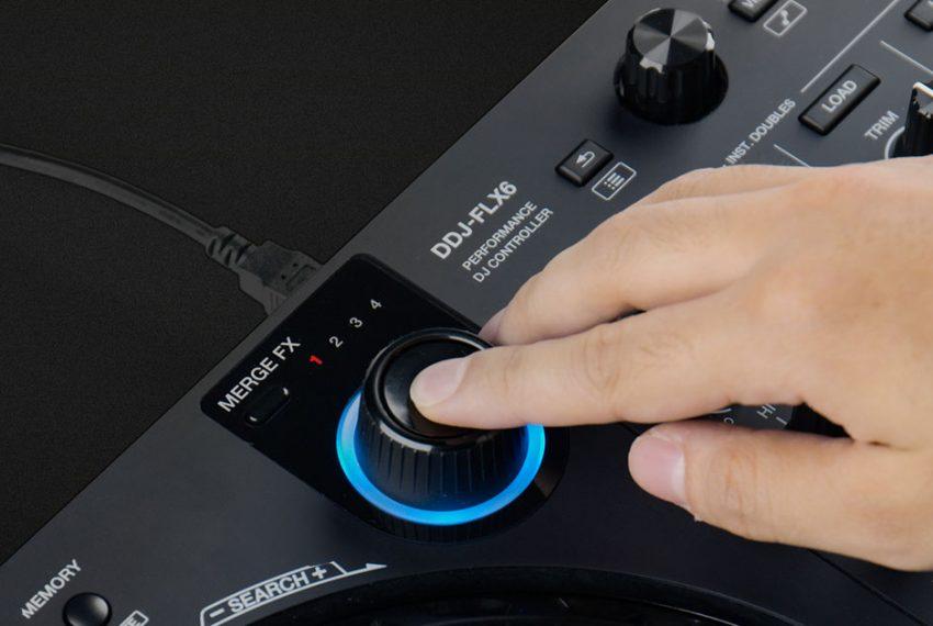 Pioneer DJ wprowadza na rynek nowy kontroler DDJ-FLX6