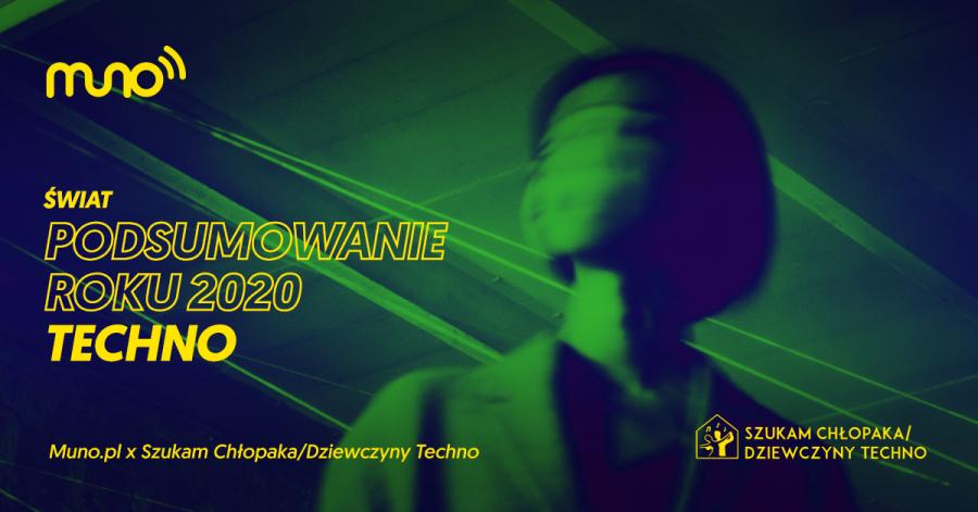 Podsumowanie roku w muzyce techno w Polsce