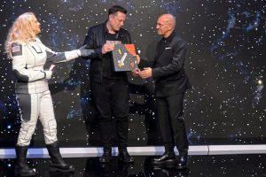 Sven Väth zremiksuje kawałek Elona Muska i stworzy soundtrack do lotu w kosmos
