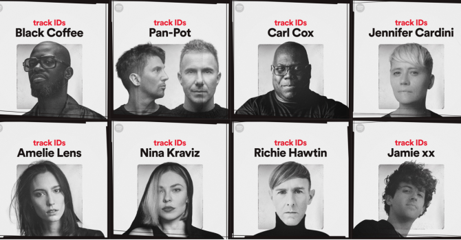 Czego słuchają nasi ulubieni artyści? Sprawdź ich playlisty razem ze Spotify!