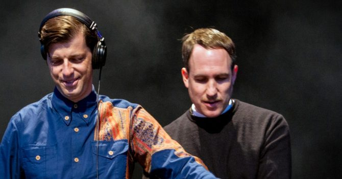 Dixon i Âme ogłaszają najnowszą składankę Innervisions