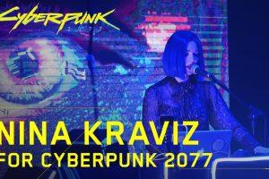 Nina Kraviz prezentuje swoją muzykę do Cyberpunka 2077