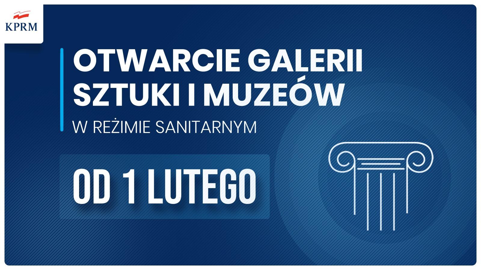 minister zdrowia Niedzielski konferencja prasowa obostrzenia galerie sztuki i muzea