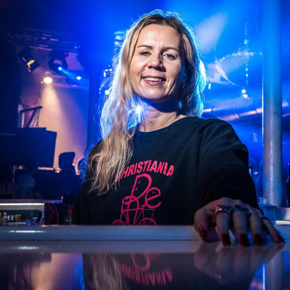 Pamela Schobeß Fot: Karsten Thielker