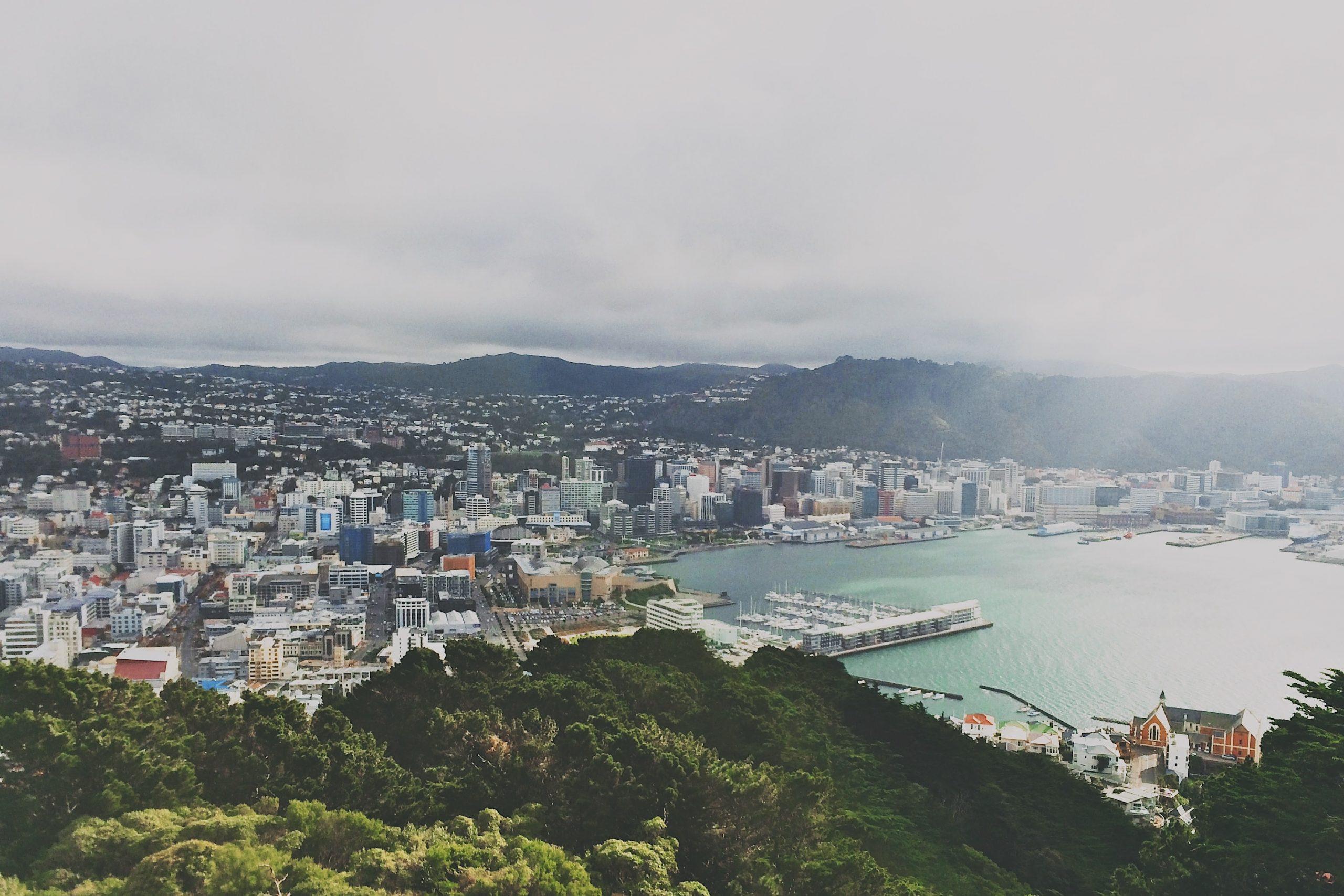 Wellington, Nowa Zelandia