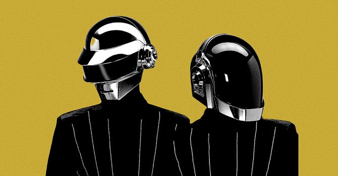 5 rzeczy, za które dziękujemy Daft Punk