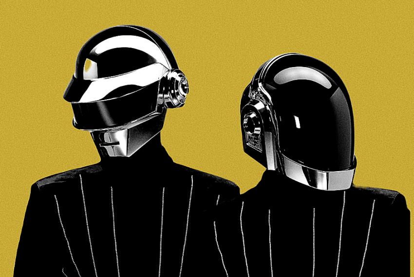 Dobra, widzieliśmy już chyba wszystko. Daft Punk i cover jedyny w swoim rodzaju