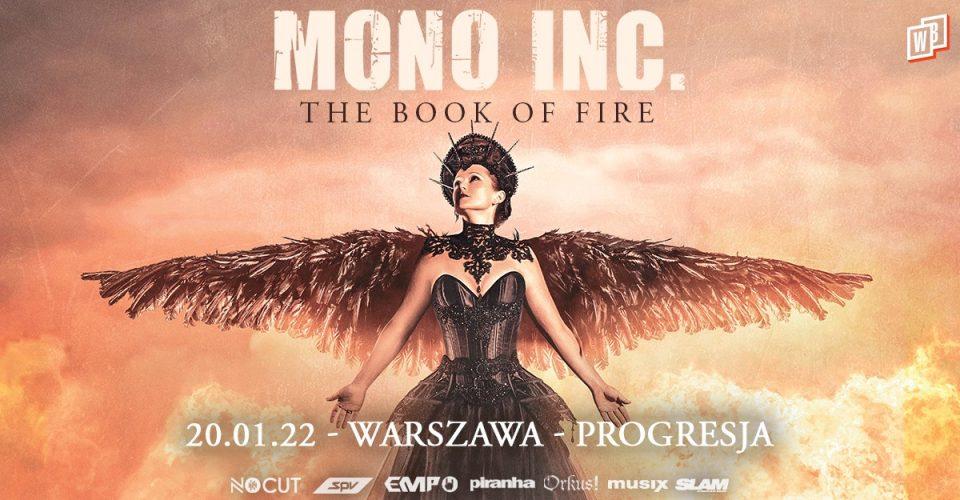 MONO INC.   Warszawa