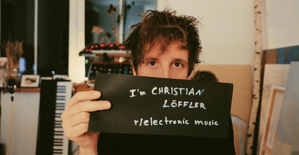 Christian Löffler wydaje album z interpretacjami klasycznych twóców