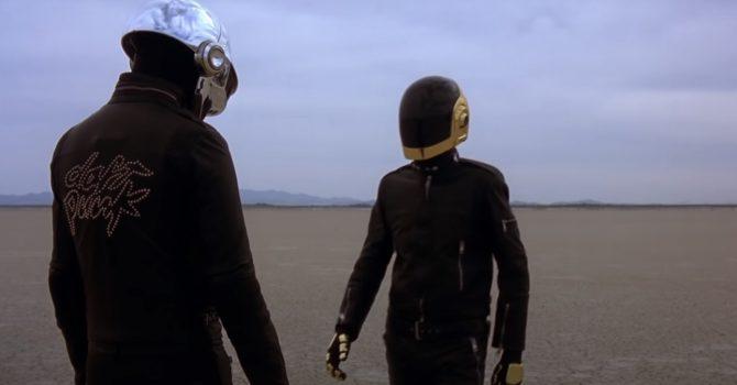 Daft Punk kończy działalność!