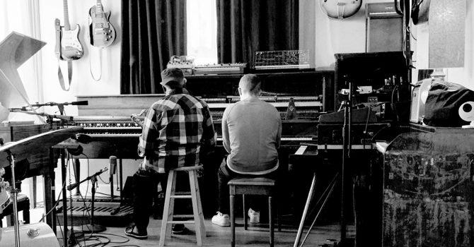 Floating Points i Pharoah Sanders pracują nad wspólnym albumem